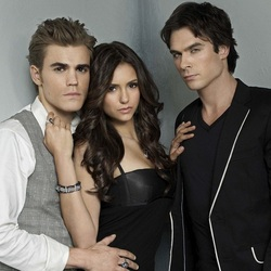 Jigsaw puzzle: Ian, Nina and Paul