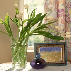 Jigsaw puzzle: Home bouquet