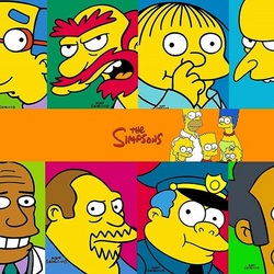 Jigsaw puzzle: The Simpsons