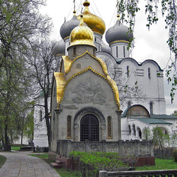 Jigsaw puzzle: Chapel-burial vault of the Prokhorovs