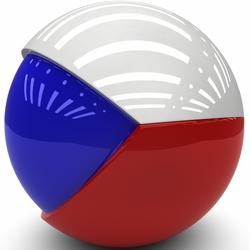 Jigsaw puzzle: Ball flag
