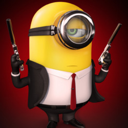 Jigsaw puzzle: Despicable Me: Hitman Minion
