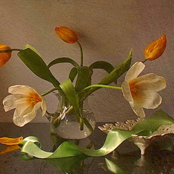 Jigsaw puzzle: Tulips
