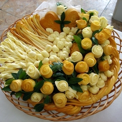 Jigsaw puzzle: Cheese basket