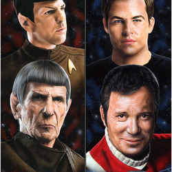 Jigsaw puzzle: Star Trek
