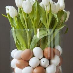 Jigsaw puzzle: Easter bouquet