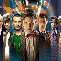 Jigsaw puzzle: Doctor Who