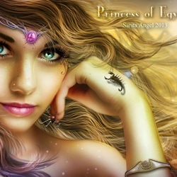 Jigsaw puzzle: Princess of Egypt