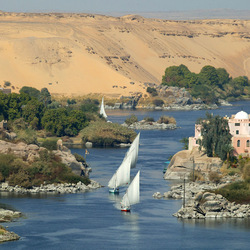 Jigsaw puzzle: In the Nile Valley
