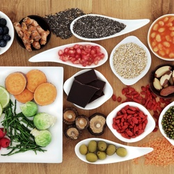 Jigsaw puzzle: Superfoods