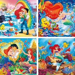 Jigsaw puzzle: the little Mermaid