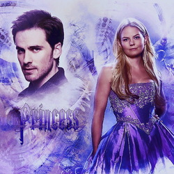 Jigsaw puzzle: Colin O'Donoghue and Jennifer Morrison