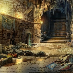 Jigsaw puzzle: Dungeon