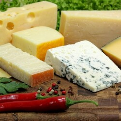 Jigsaw puzzle: Cheese