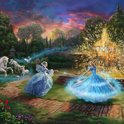 Jigsaw puzzle: Wishes come true