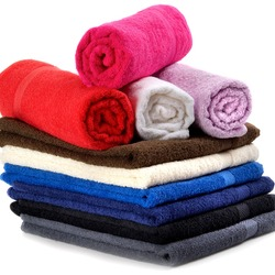 Jigsaw puzzle: Towels