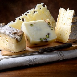 Jigsaw puzzle: Delicious cheese