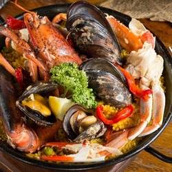 Jigsaw puzzle: Seafood