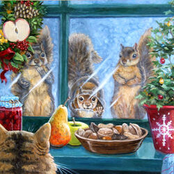 Jigsaw puzzle: Christmas goodies