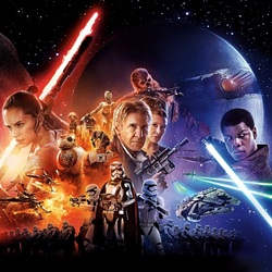 Jigsaw puzzle: Star Wars: The Force Awakens