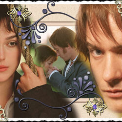 Jigsaw puzzle: Pride and Prejudice