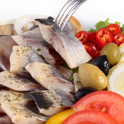 Jigsaw puzzle: Pickled herring