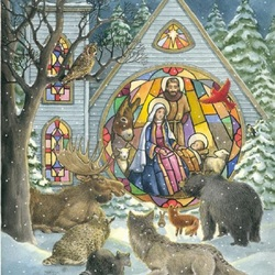 Jigsaw puzzle: Holy night