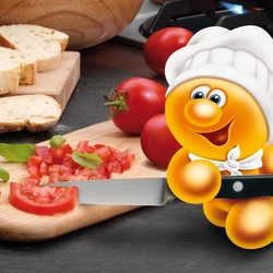 Jigsaw puzzle: Chef