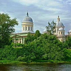 Jigsaw puzzle: Transfiguration Cathedral