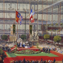 Jigsaw puzzle: Queen Victoria's visit