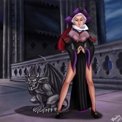 Jigsaw puzzle:  Lady Frollo