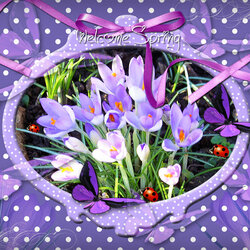 Jigsaw puzzle: Welcome spring!