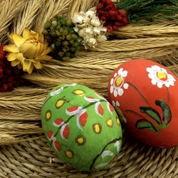 Jigsaw puzzle: Getting ready for Easter