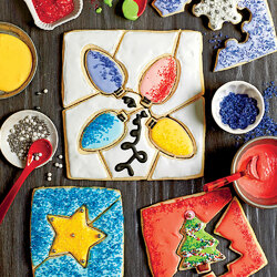 Jigsaw puzzle: Puzzle cookies