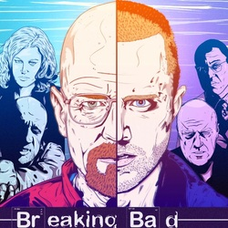 Jigsaw puzzle: Breaking Bad