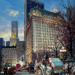 Jigsaw puzzle: Heartbeat of New York