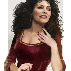 Jigsaw puzzle: Mother Gothel