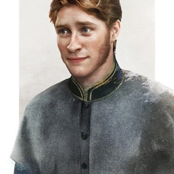 Jigsaw puzzle: Prince Hans