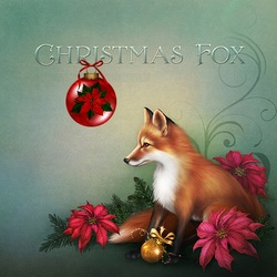 Jigsaw puzzle: Christmas fox