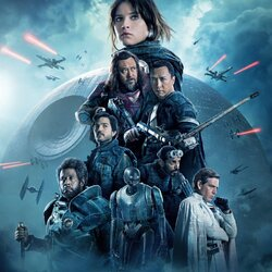 Jigsaw puzzle: Rogue One