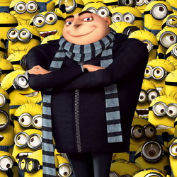 Jigsaw puzzle: Despicable Me: Gru
