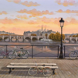 Jigsaw puzzle: Parisian autumn