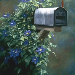 Jigsaw puzzle: Mailbox