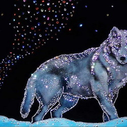 Jigsaw puzzle: northern Wolf