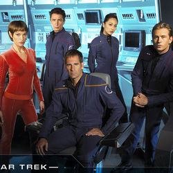 Jigsaw puzzle: Star Trek: Enterprise