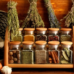 Jigsaw puzzle: Spices and herbs