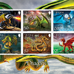 Jigsaw puzzle: Dragon Year