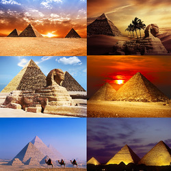 Jigsaw puzzle: Pyramids of egypt