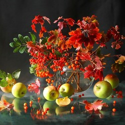 Jigsaw puzzle: Scent of autumn