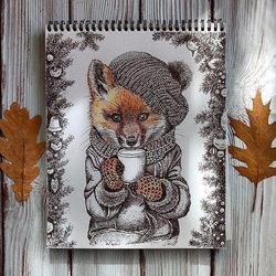 Jigsaw puzzle: Brother Fox